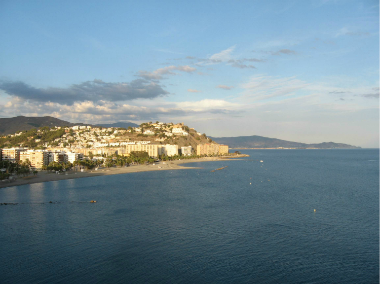 Средиземноморское побережье Андалусии - фото