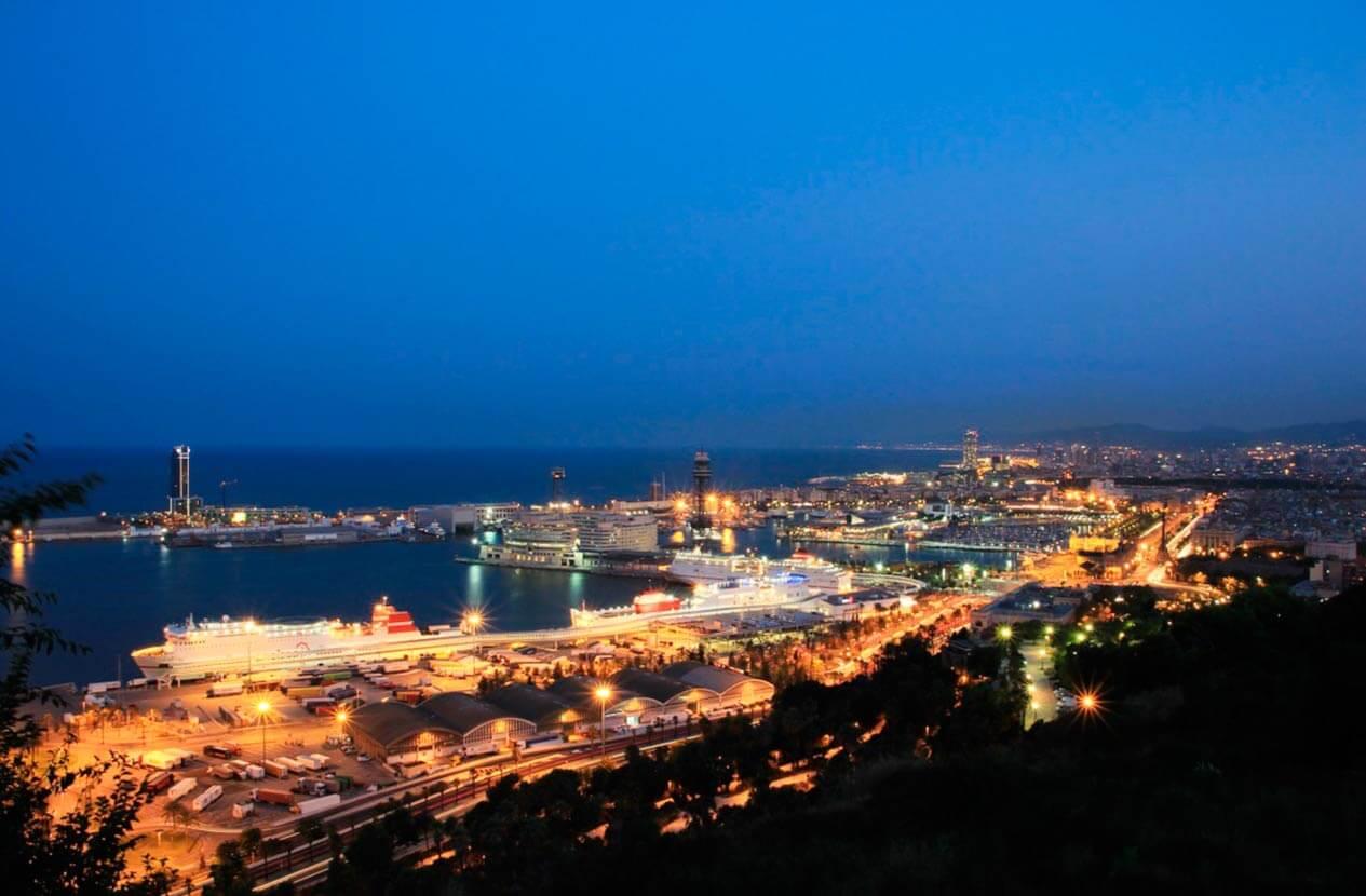 Где находится Барселона: географическое положение и интересные факты