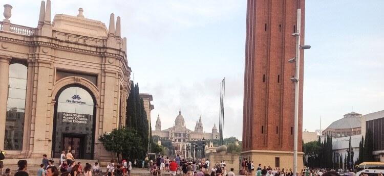Национальный музей искусства Каталонии - фото