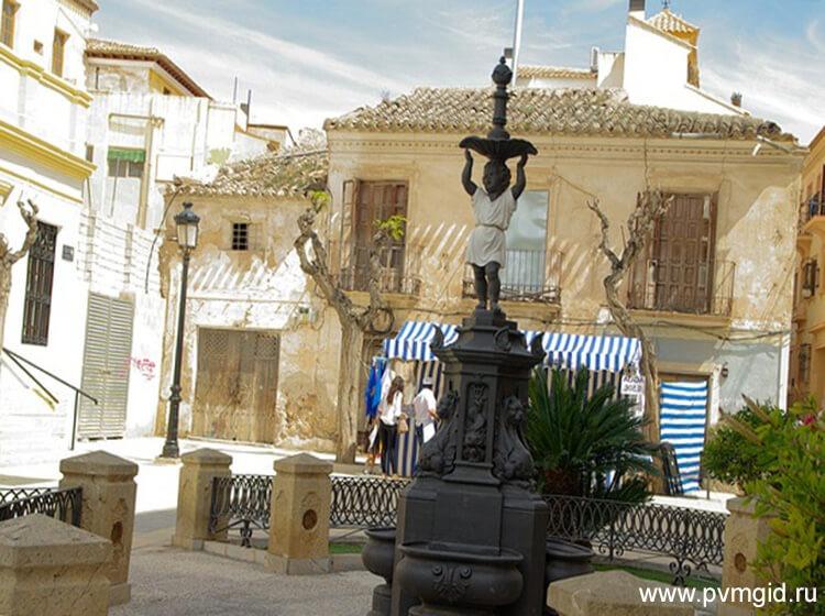 Улицы Картахены - фото