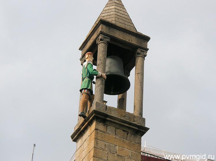 Колокол в Пласенсии - фото