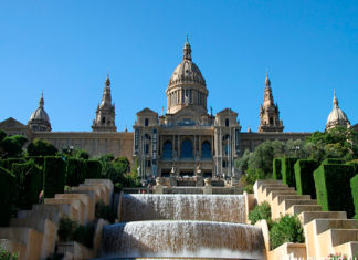Музей искусства Каталонии в Барселоне - фото