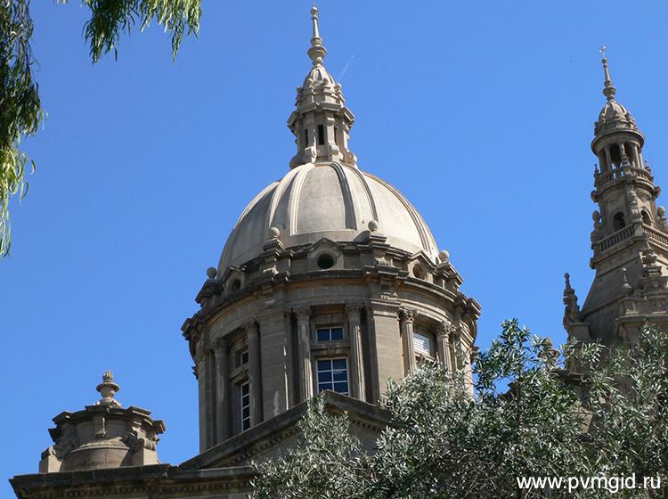 Купола музея - фото