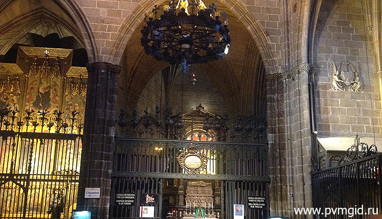 Святая Евлалия - собор - фото