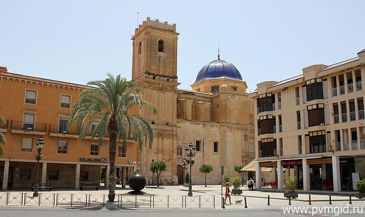 Базилика Святой Марии - фото