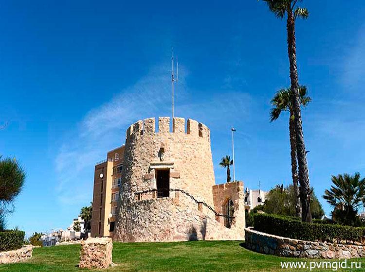 Сторожевая башня - фото