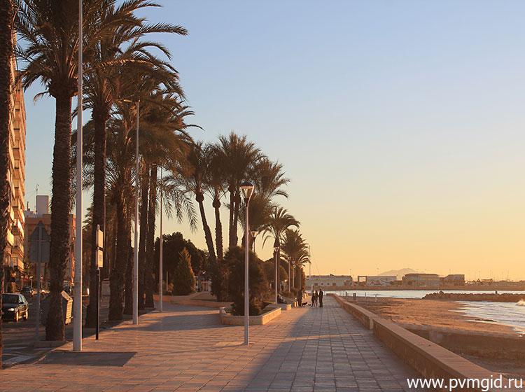 Санта Пола в Испании достопримечательности