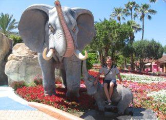 Аквапарк Акваландия в Испании