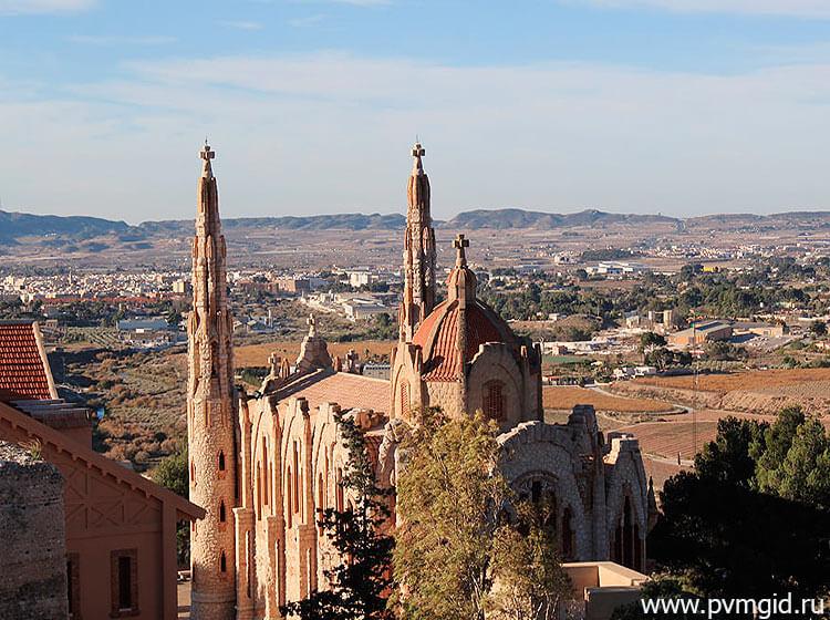 Церковь Санта Мария Магдалена - фото