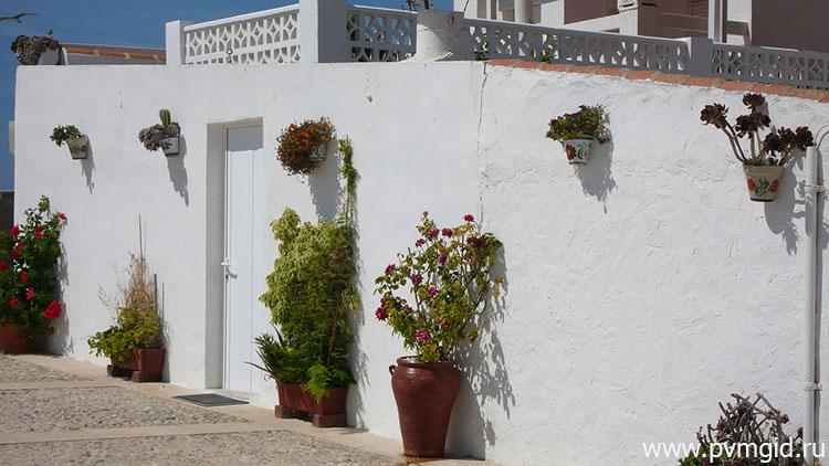 Домик на острове - фото
