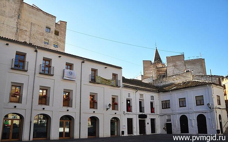 Центральная площадь Сантьяго - фото