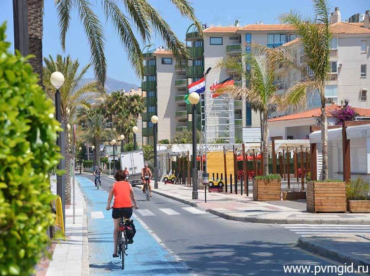 Город велосипедистов - фото