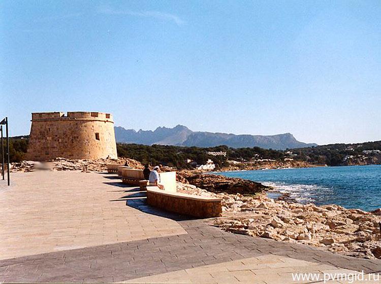 Сторожевая башня Ла Торрэде Вигилансия - фото
