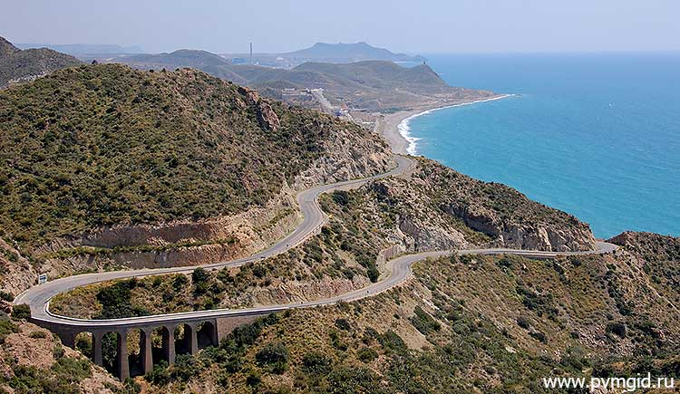 Живописные дороги побережья Аликанте - фото