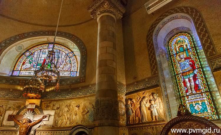 Формы и композиции храма - фото
