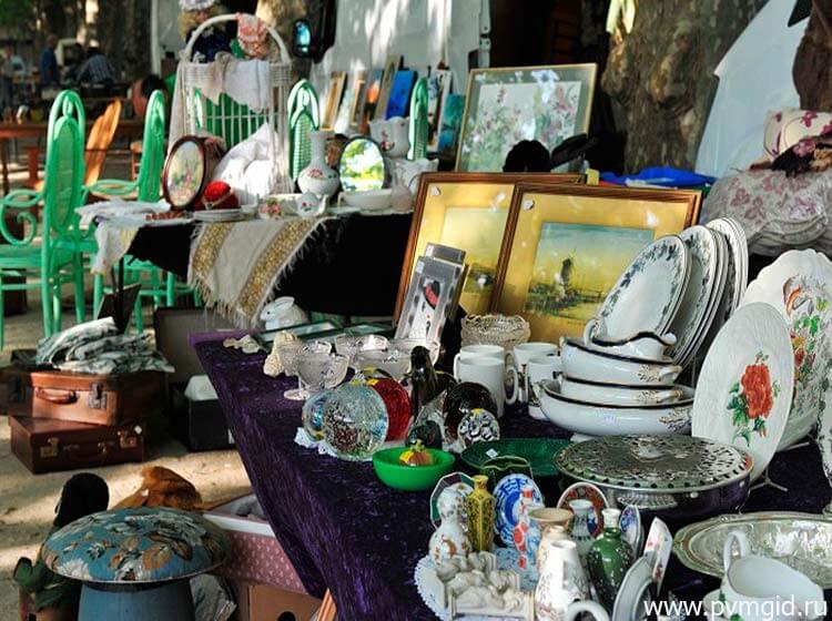 Рынок в Бенидорме - фото