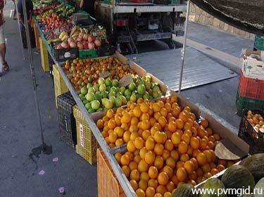 Продуктовый рынок - фото