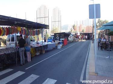 Рынок Ринкон де Лоикс - фото