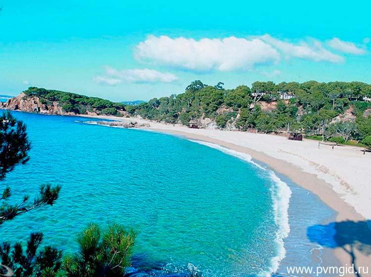 Курортная зона побережья - фото