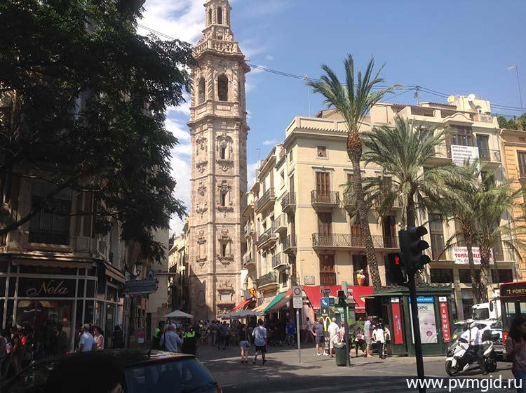 Центр Валенсии - фото