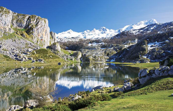 Кантабрийские горы - фото