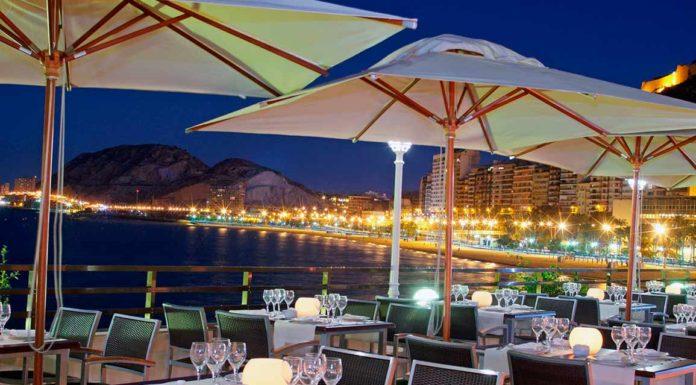 Один из лучших ресторанов Аликанте