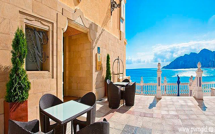 Ресторан Villa Venecia Hotel Boutique
