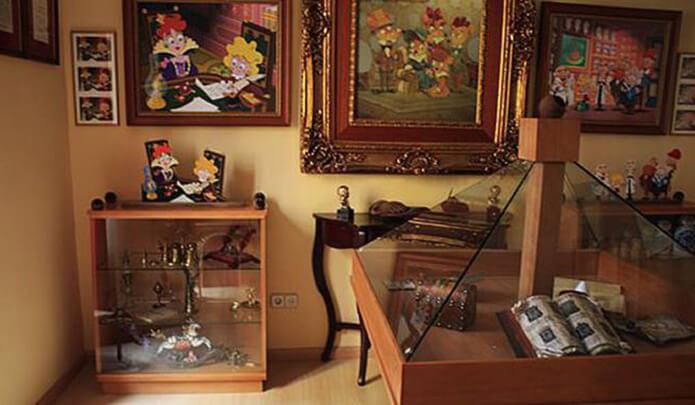 Музей Мышонка Переса в Мадриде