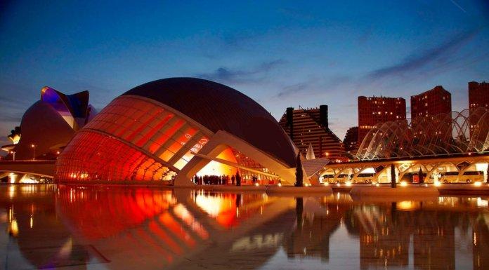 достопримечательности города Валенсия