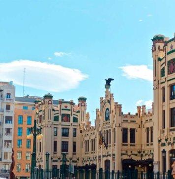 Вокзалы Валенсии