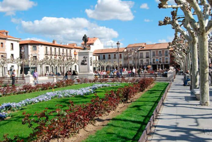 Площадь Сервантеса