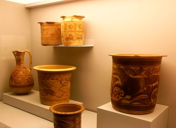Археологический музей в Мурсии