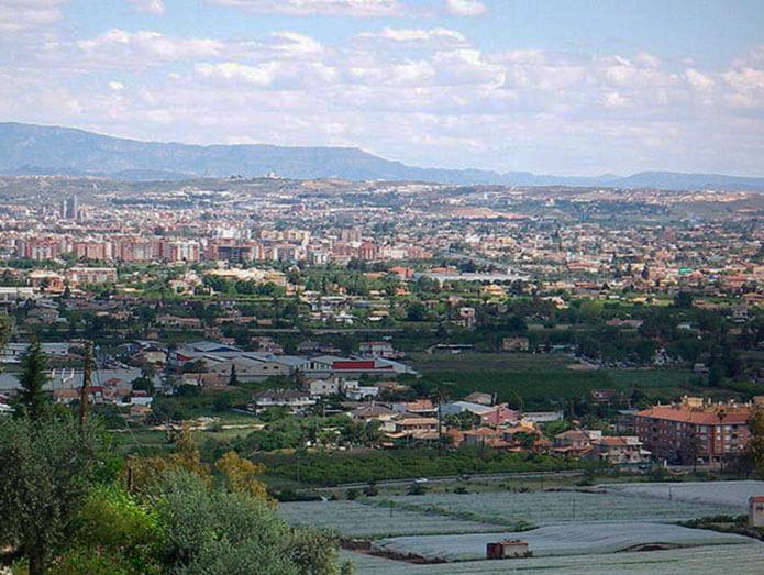 Мурсия в Испании