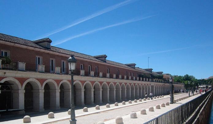 Аранхуэс в Испании