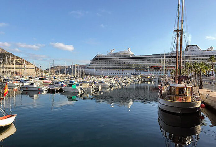 Картахена порт