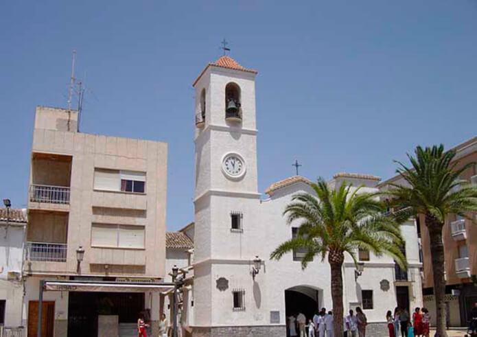 Церковь Сан-Педро-Апостола в Сан Педро дель Пинатар