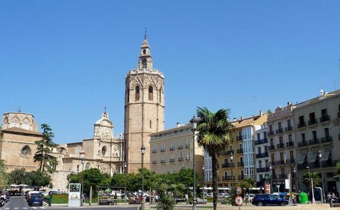 Церковь СвятойКаталиныв Валенсии