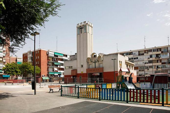 Хетафе - город и муниципалитет в провинции Мадрид