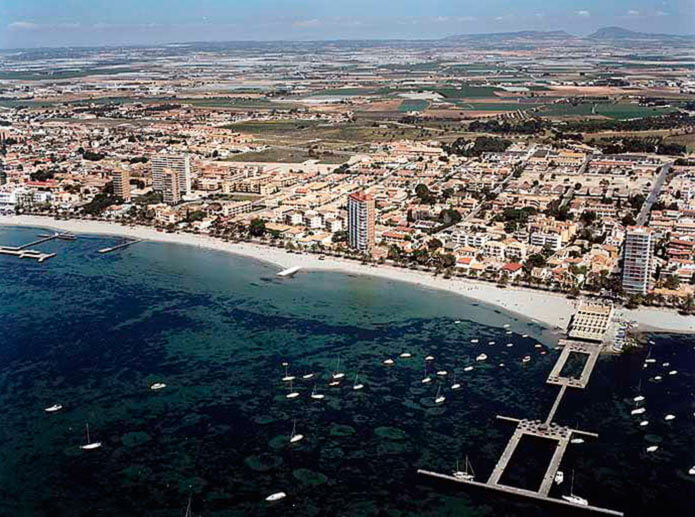 Сан Хавьер Испания