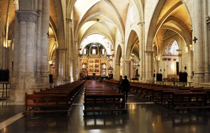 Собор Святой Марии в Валенсии
