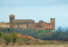 Замок Монтеагудо