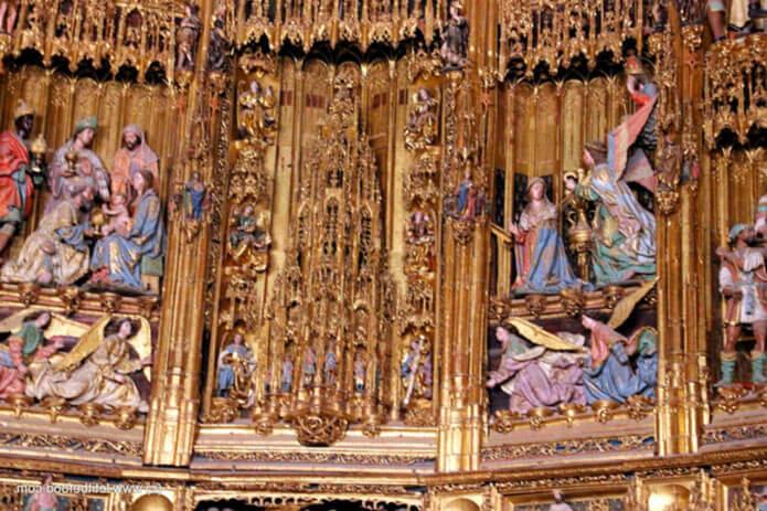 Ретабло собора Святой Марии Толедо