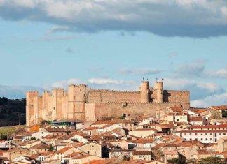 Город Гвадалахара в Испании