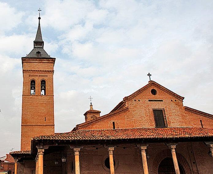 Церковь SantaMarialaMayor
