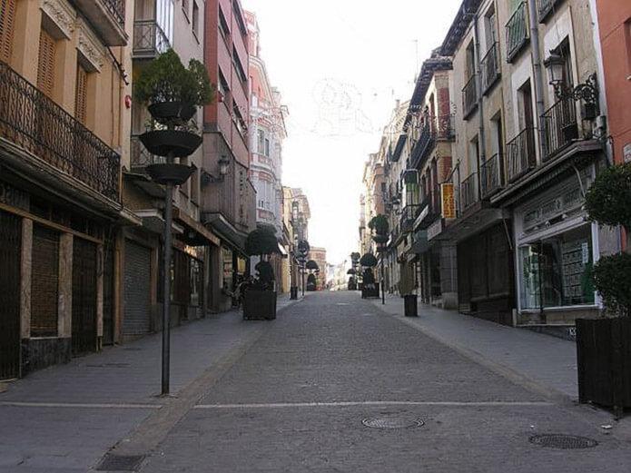 Улицы Гвадалахары