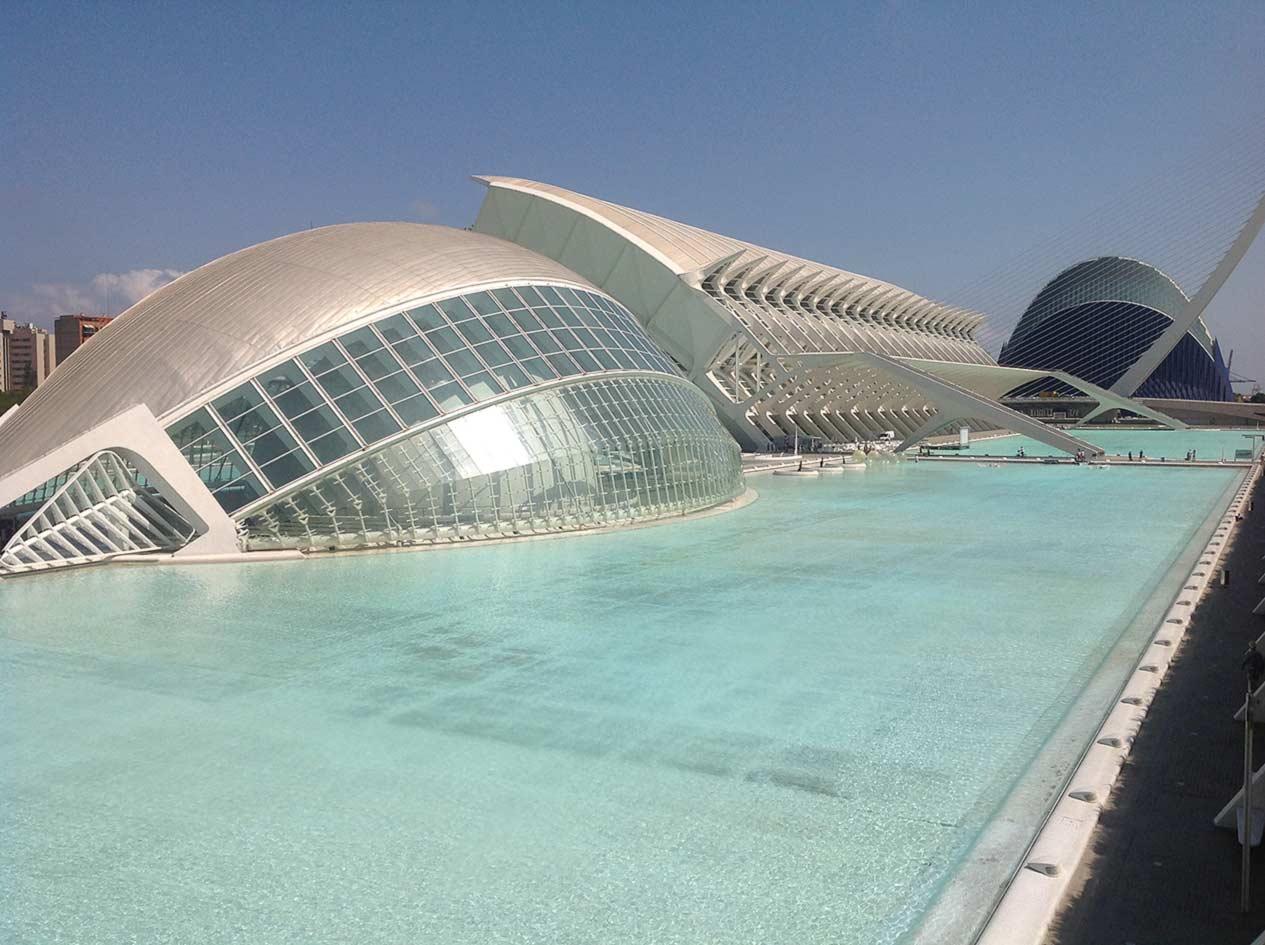 Город наук и искусств в Валенсии. Фотографии, описания и лайфхаки