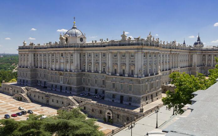 Palacio Real de Madrid - фото