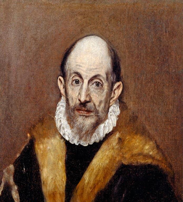 Портрет Эль Греко