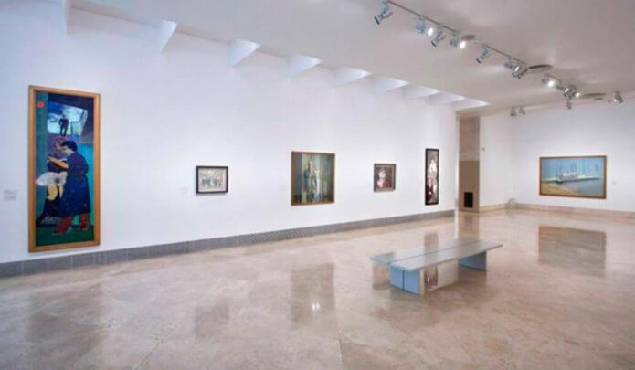 Художественный фонд музея - фото
