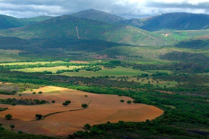 Национальный парк Cabaneros - фото